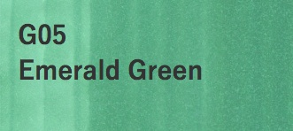 Copic COPIC SKETCH G05 EMERALD GREEN