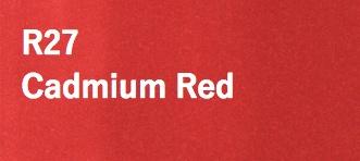 Copic COPIC SKETCH R27 CADMIUM RED