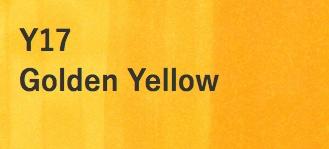 Copic COPIC SKETCH Y17 GOLDEN YELLOW