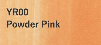 Copic COPIC SKETCH YR00 POWDER PINK