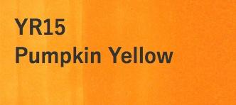 Copic COPIC SKETCH YR15 PUMPKIN YELLOW