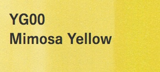 Copic COPIC SKETCH YG00 MIMOSA YELLOW