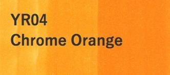 Copic COPIC SKETCH YR04 CHROME ORANGE