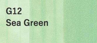 Copic COPIC SKETCH G12 SEA GREEN