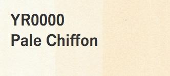 Copic COPIC SKETCH YR0000 PALE CHIFFON