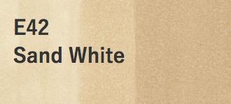 Copic COPIC SKETCH E42 SAND WHITE