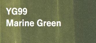 Copic COPIC SKETCH YG99 MARINE GREEN