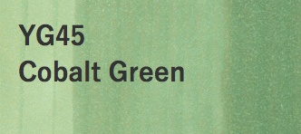 Copic COPIC SKETCH YG45 COBALT GREEN