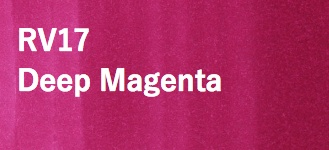 Copic COPIC SKETCH RV17 DEEP MAGENTA