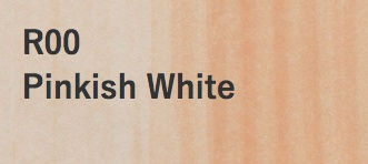 Copic COPIC SKETCH R00 PINKISH WHITE