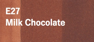Copic COPIC SKETCH E27 MILK CHOCOLATE