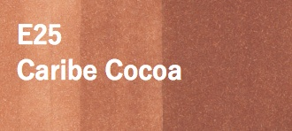 Copic COPIC SKETCH E25 CARIBE COCOA