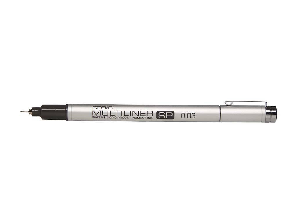 Copic COPIC MULTILINER SP 0.03MM