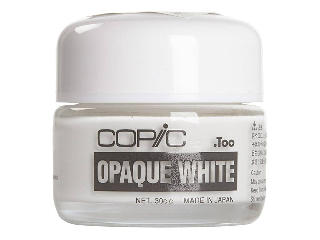 Copic COPIC OPAQUE WHITE