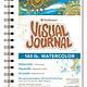 STRATHMORE STRATHMORE VISUAL JOURNAL WATERCOLOUR 140LB CP 5.5X8    460-55