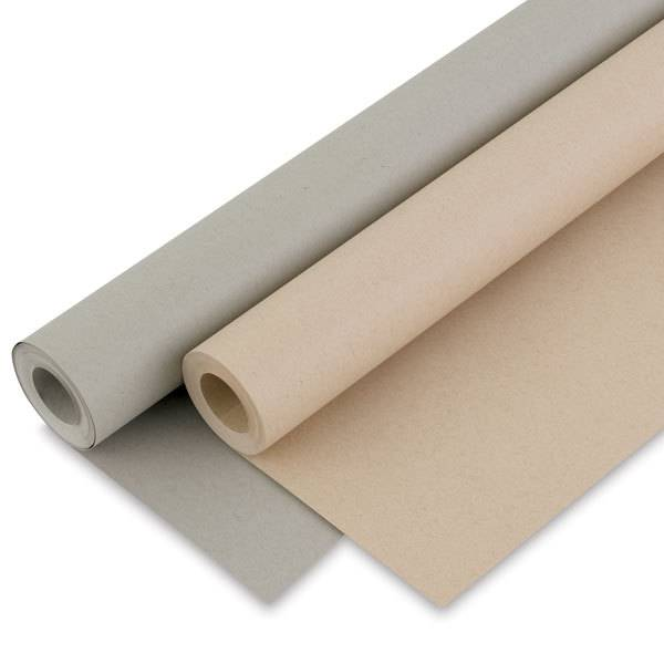 "STRATHMORE STRATHMORE TONED GREY SKETCH PAPER ROLL 42""X10YD"
