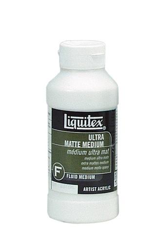 LIQUITEX LIQUITEX MATTE MEDIUM ULTRA 8OZ