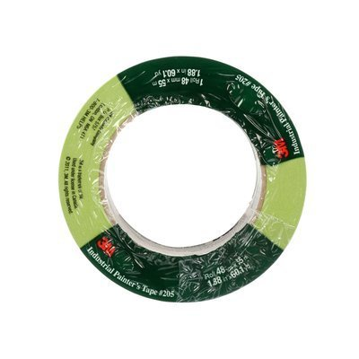 "3M 3M PAINTERS TAPE GREEN 1""x60YD # 233"