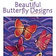 DOVER PUBLICATIONS CREATIVE HAVEN BEAUTIFUL BUTTERFLY DESIGNS COLOURING BOOK