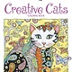 DOVER PUBLICATIONS CREATIVE HAVEN CREATIVE CATS COLOURING BOOK