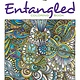 DOVER PUBLICATIONS CREATIVE HAVEN ENTANGLED COLOURING BOOK