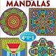 DOVER PUBLICATIONS CREATIVE HAVEN MANDALAS DELUXE COLOURING BOOK