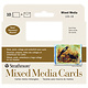 """STRATHMORE Strathmore Artist Papers 4"""" x 9""""  Mixed Media Cards & Envelopes 10 Pack 105-151"""