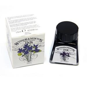 WINSOR NEWTON WINSOR & NEWTON DRAWING INK VIOLET 14ML