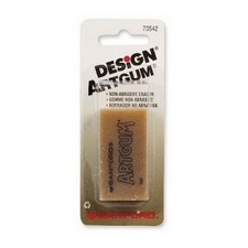 SANFORD DESIGN LARGE GUM ERASER 2x1x1