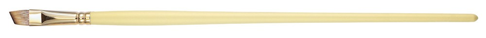 PRINCETON PRINCETON IMPERIAL BRUSH SERIES 6600 SYNTHETIC MONGOOSE ANGLE BRIGHT 12