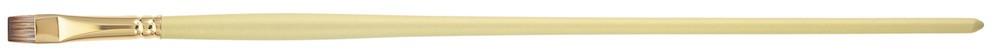 PRINCETON PRINCETON IMPERIAL BRUSH SERIES 6600 SYNTHETIC MONGOOSE BRIGHT 10