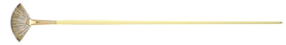 PRINCETON PRINCETON IMPERIAL BRUSH SERIES 6600 SYNTHETIC MONGOOSE FAN 4