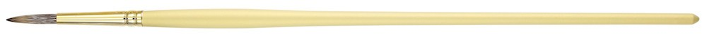 PRINCETON PRINCETON IMPERIAL BRUSH SERIES 6600 SYNTHETIC MONGOOSE LONG ROUND 8