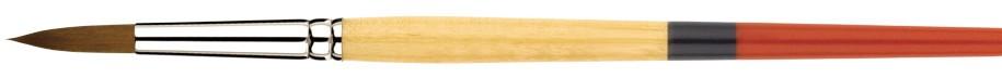 PRINCETON PRINCETON SNAP BRUSH SERIES 9650 GOLD SYNTHETIC SH ROUND 6