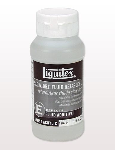 LIQUITEX LIQUITEX SLOW DRI FLUID RETARDER 4OZ