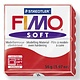 STAEDTLER FIMO SOFT OVEN BAKE CLAY 24 INDIAN RED 57G