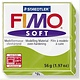 STAEDTLER FIMO SOFT OVEN BAKE CLAY 50 APPLE GREEN 57G