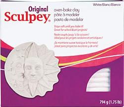 SCULPEY SCULPEY ORIGINAL WHITE 1.75LB