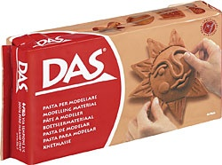 DIXON DAS AIR DRY CLAY TERRA COTTA 2.2LB