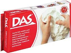 DIXON DAS AIR DRY CLAY WHITE 2.2LB