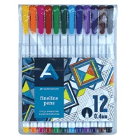 ART ALTERNATIVES ART ALTERNATIVES FINELINE PEN SET/12