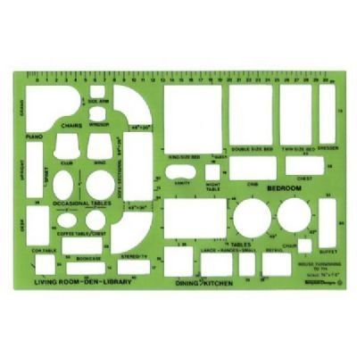 ALVIN ALVIN TEMPLATE TD714 HOUSE FURNISHINGS