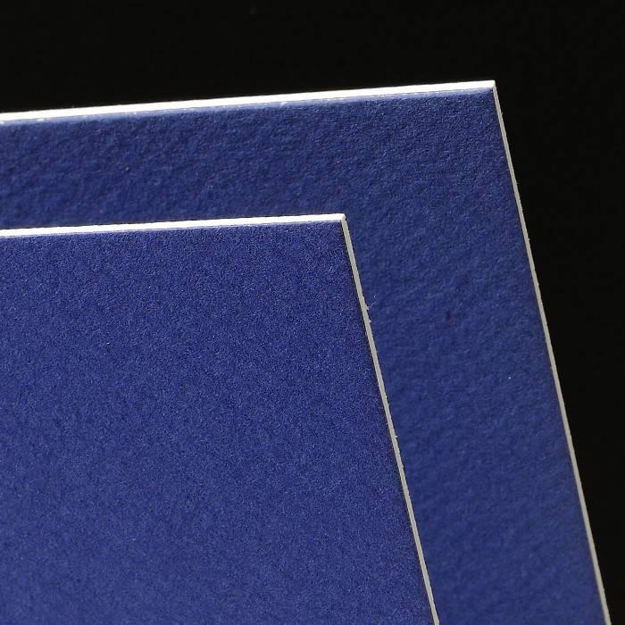CANSON MI-TEINTES ART BOARD 590 ROYAL BLUE 16X20    CAN-100510132