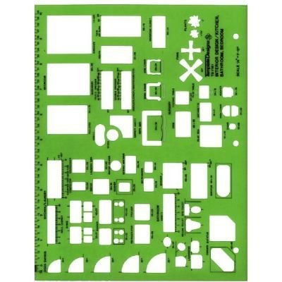 ALVIN ALVIN TEMPLATE TD7161 INTERIOR DESIGN/KITCHEN/BATH/BED