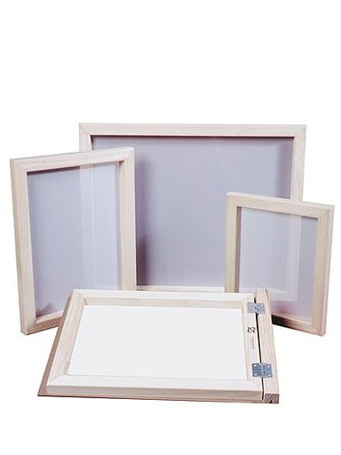 SPEEDBALL INC SPEEDBALL PRINTING SCREEN FRAME 8X10 110 MONO    SPE-4716
