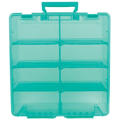 ARTBIN ARTBIN SUPER SATCHEL TEAL