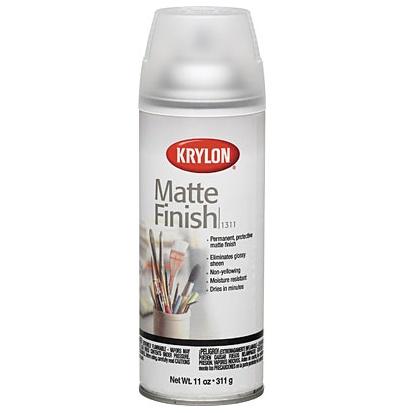 KRYLON KRYLON MATTE FINISH 13OZ    1311