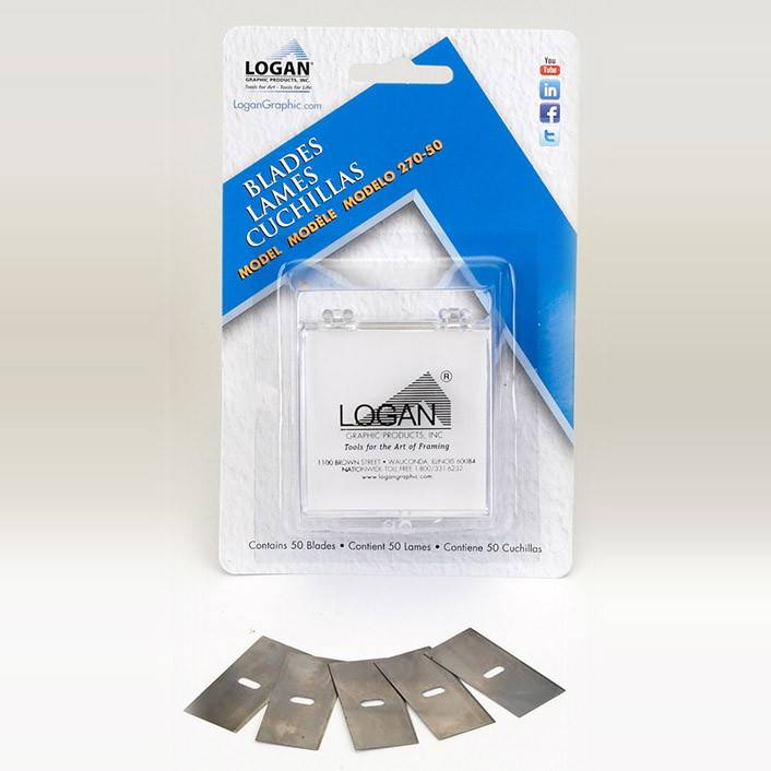 LOGAN LOGAN 270 BLADES 50/PK 270-50