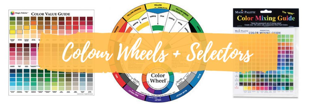 Colour Wheels And Selectors Colours Artist Supplies