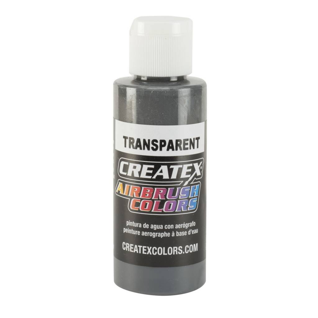 CREATEX CREATEX TRANSPARENT MEDIUM GREY 2OZ